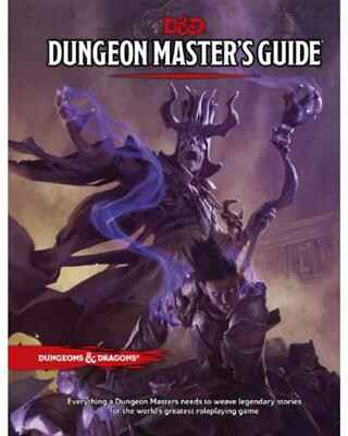 Dungeons&Dragons Dungeon Master's Guide