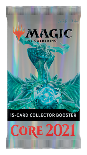 Core Set 2021 Collector Booster