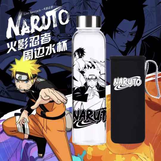 Naruto Waterfles