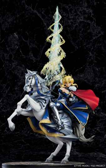 "Saber ""King of Knights"" Figure (Fate/stay night)"