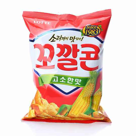 koreaans mais chips