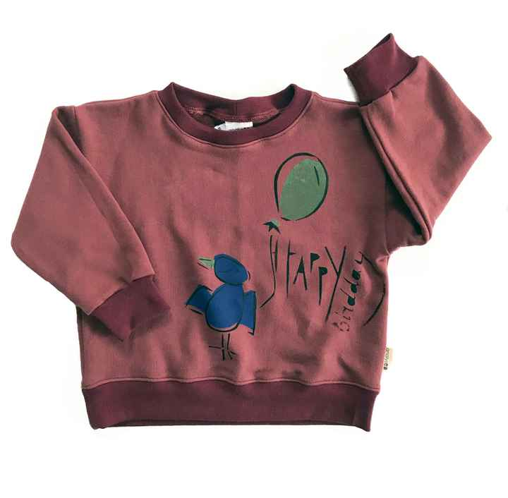 Kinder Sweater eD. Roest