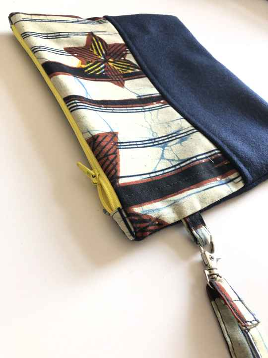 Etui | Pouch met keycord