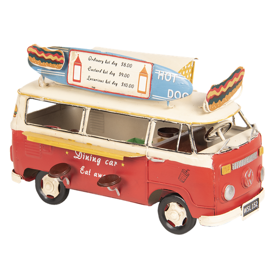Model VW bus licentie