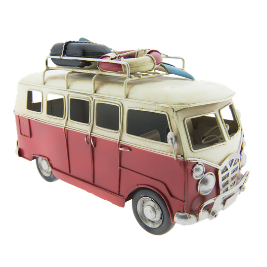 Decoratief model bus