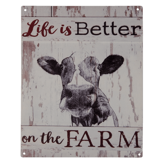 Life is better…….