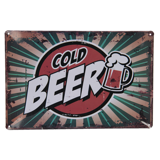 Cold Beer….