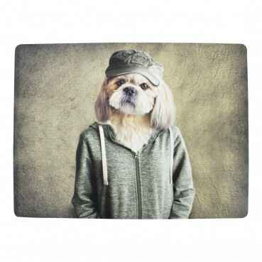 Luxe placemats mr.hond 4*