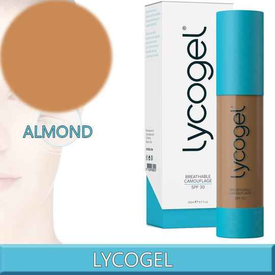 Lycogel Breathable Camouflage Almond