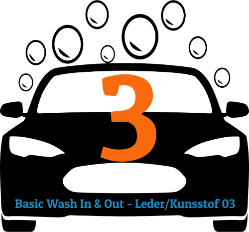 Basic Wash In & Out - Leder/Kunststof 03