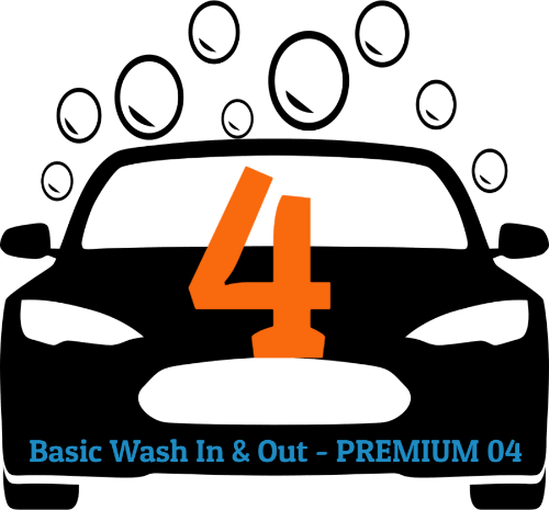 Basic Wash In & Out - PREMIUM 04