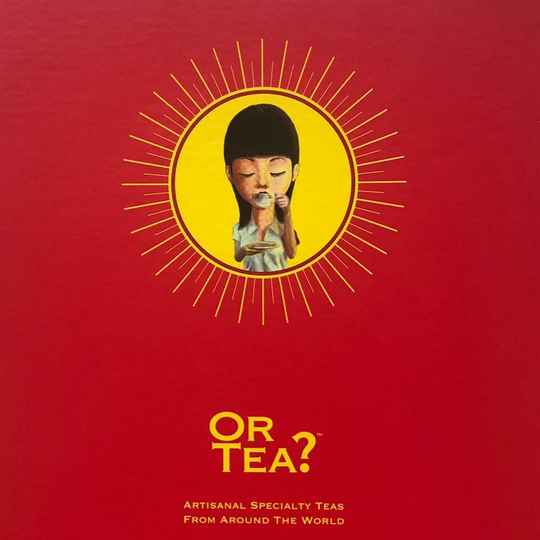 OR TEA? Big Red Book – Edition II - (92.5g / 45 zakjes)