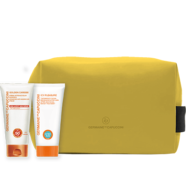 Promo Golden Caresse SPF 50 crème + aftersun