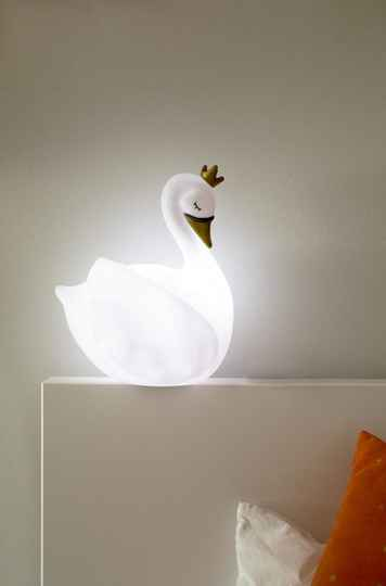 Dame blanche led lamp