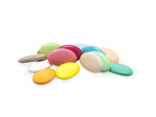 Dragees extra Assortiment