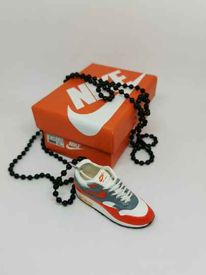 """Nike Air Max """"Red OG"""" Necklace"""