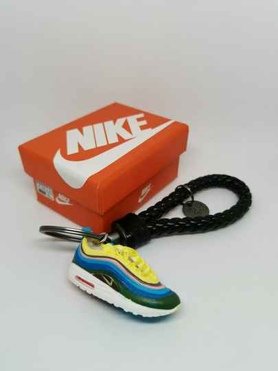 """Nike Air Max """"Sean Wotherspoon"""" keychain"""