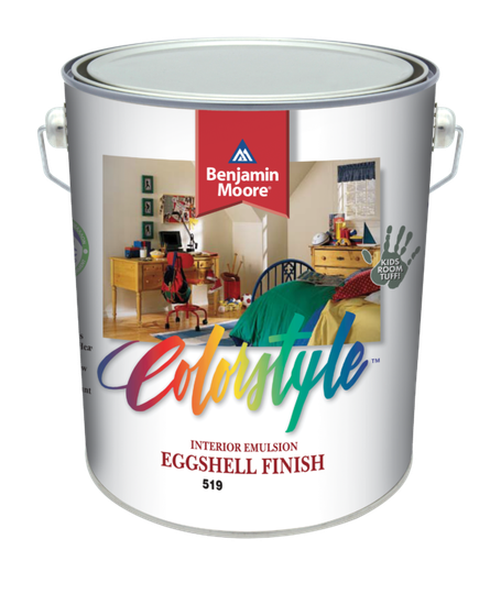 COLORSTYLE™ Eggshell Emulsion For Interior Use 519 White
