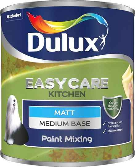 Dulux Easycare Kitchen Matt Colours 2.5 litre
