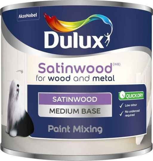 Dulux Satinwood Custom Mixed Colours