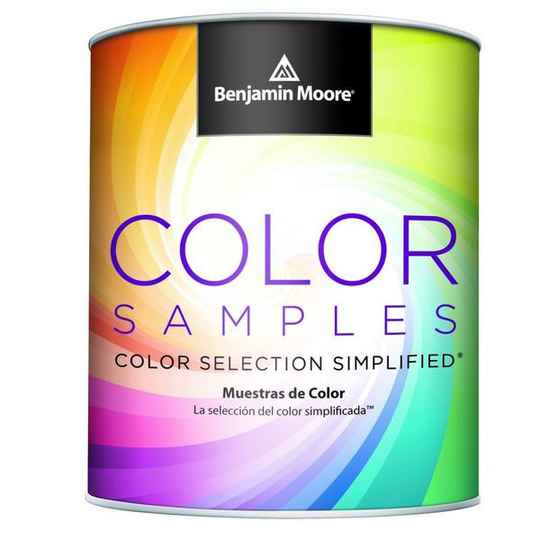 Benjamin Moore Colour Sample