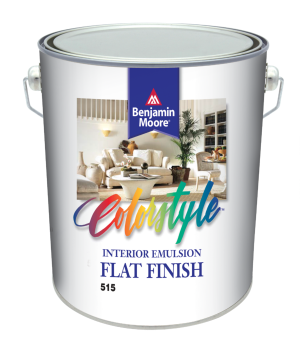 COLORSTYLE™ Flat Emulsion For Interior Use 515 White