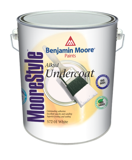 MOORESTYLE™ Alkyd Undercoat 572 White