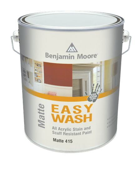 Benjamin Moore Easy Wash Matt (415) Colours