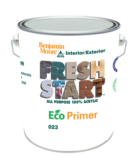 FRESH START™ Ecological 100% Acrylic All-Purpose Primer 023 White