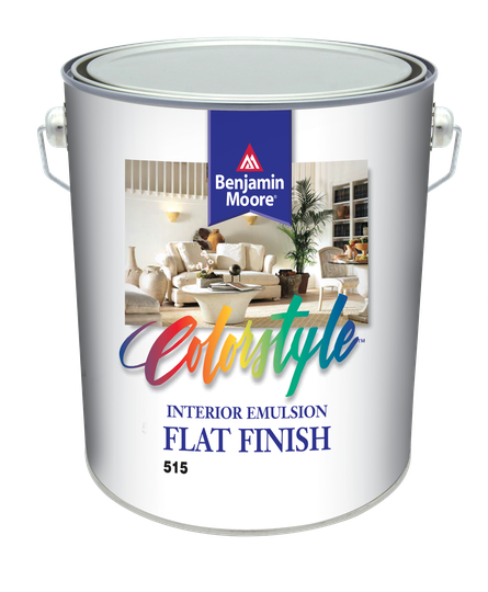 Benjamin Moore Flat Emulsion (515) Colours