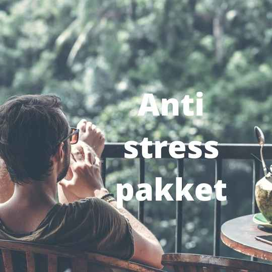 Anti-stress pakket