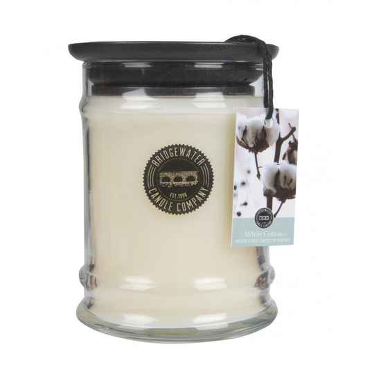Bridgewater Candle Company - Geurkaars - 225gr - White Cotton