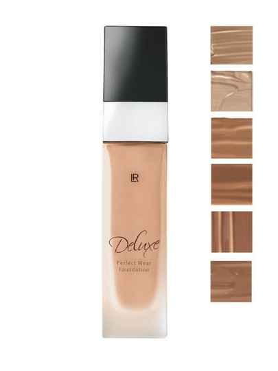 Deluxe Perfect Wear Foundation