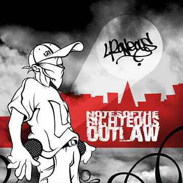 L*Roneous – Notes Of The Righteous Outlaw CD