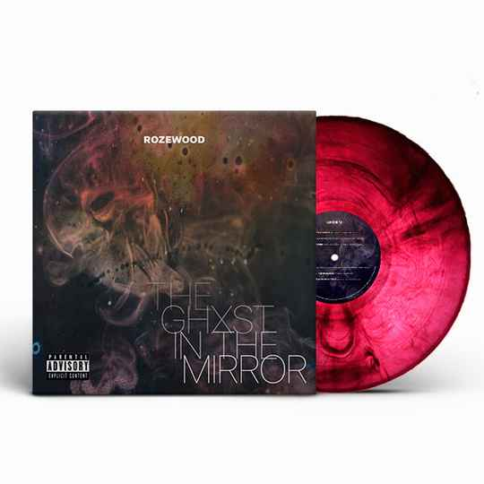 Rozewood – The Ghxst In The Mirror LP