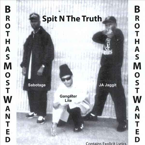 B.M.W. – Spit N The Truth EP CD