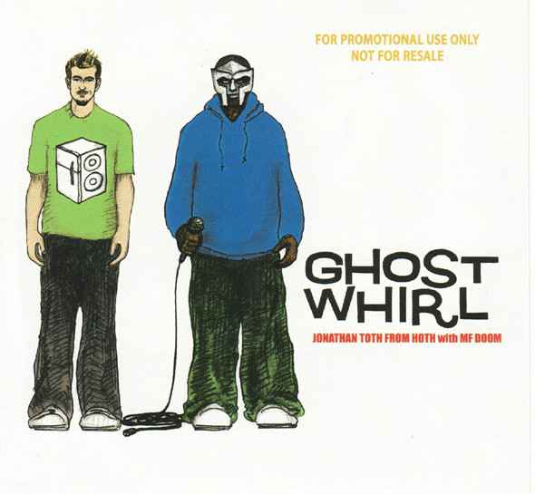 Jonathan Toth from Hoth – Ghostwhirl CD