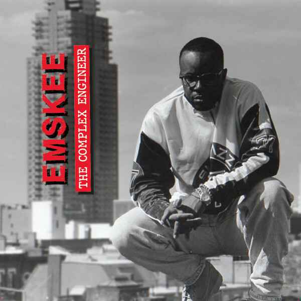 Emskee – The Complex Engineer CD (Back In Stock)
