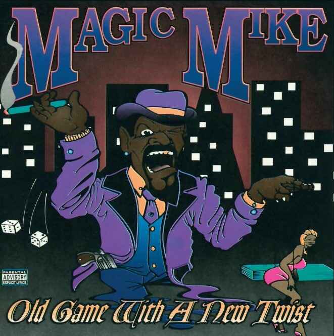 Magic Mike – Old Game With A New Twist CD