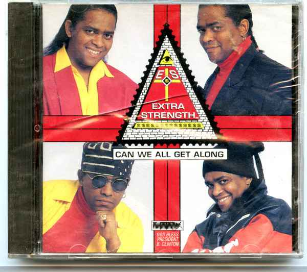 Extra Strength – Can We All Get Along CD