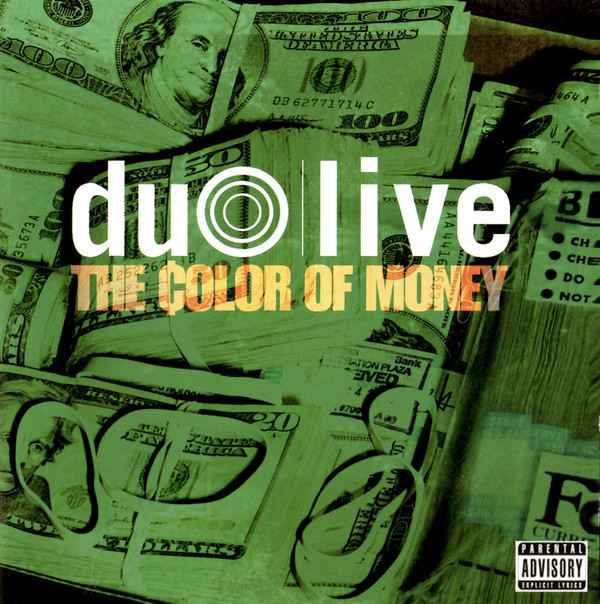 Duo Live – The Color Of Money CD