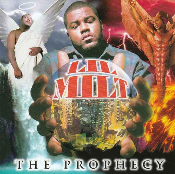 Lil Milt – The Prophecy CD