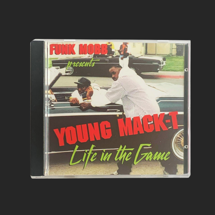 YOUNG MACK T- LIFE IN THE GAME 1995-2021 REISSUE (STOCKTON, CA) CD