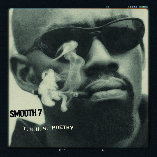 SWE010-CD / Smooth 7 - T.H.U.G. Poetry CD