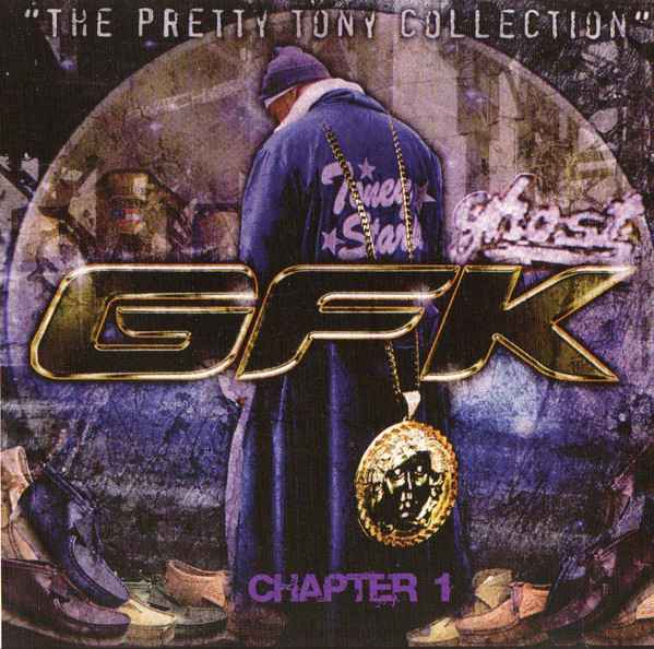 Ghostface – The Pretty Tony Collection Chapter 1 CD