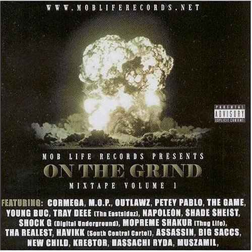 Various – On The Grind (Mixtape Volume 1) 2xCD