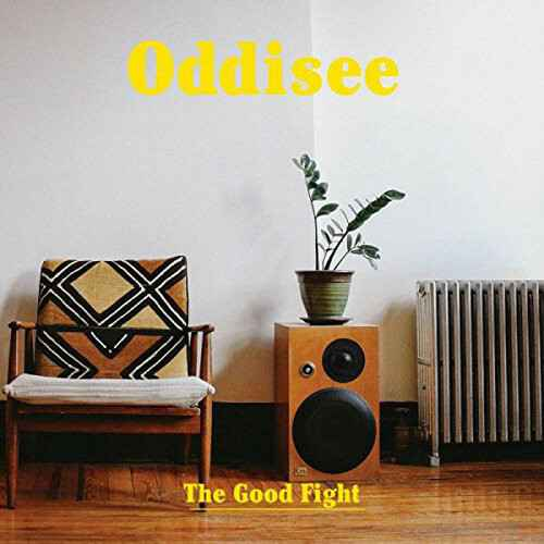 Oddisee – The Good Fight CD