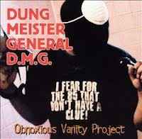 Dung Meister General – Obnoxious Vanity Project CD