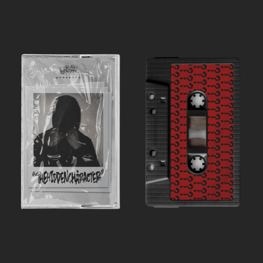 ILL019 / ??? - TheHiddenCharacter Cassette