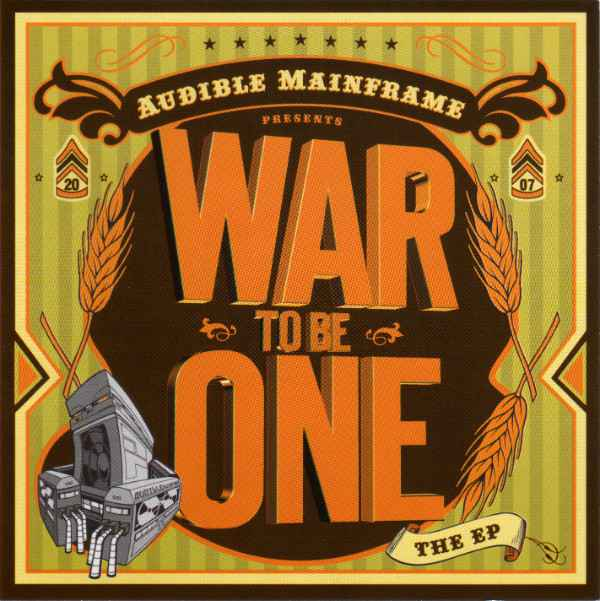 Audible Mainframe – War To Be One CD